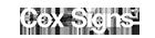 Cox Signs Logo